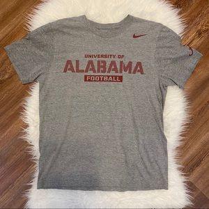 Nike University of Alabama Football T-Shirt